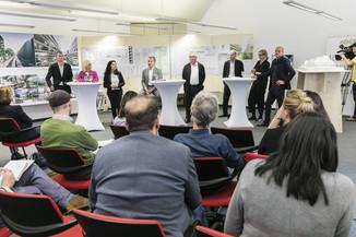 Bild 21   Althan Quartier – Pressekonferenz zur Präsentation des Siegerprojektes