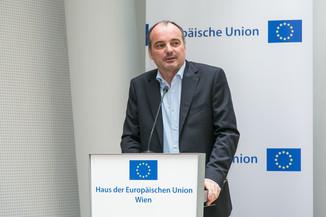 Bild 2 | Verleihungszeremonie Botschafterschulen des Europäischen Parlaments mit BM Heinz Faßmann