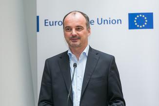 Bild 4 | Verleihungszeremonie Botschafterschulen des Europäischen Parlaments mit BM Heinz Faßmann