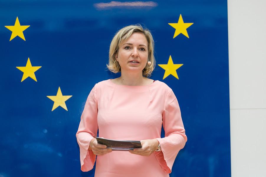 Bild 6 | Verleihungszeremonie Botschafterschulen des Europäischen Parlaments mit BM Heinz Faßmann
