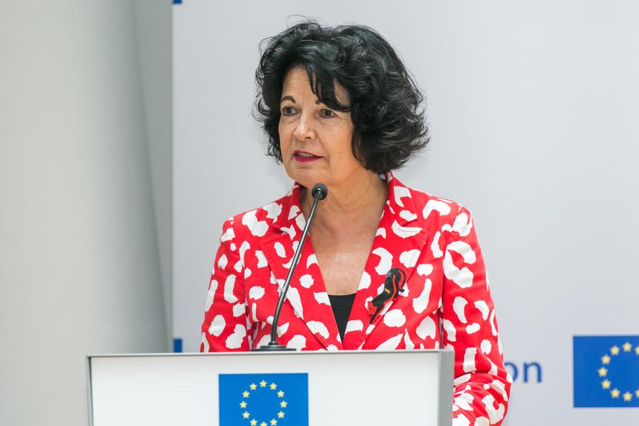 Bild 9 | Verleihungszeremonie Botschafterschulen des Europäischen Parlaments mit BM Heinz Faßmann