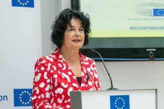 Bild 10 | Verleihungszeremonie Botschafterschulen des Europäischen Parlaments mit BM Heinz Faßmann