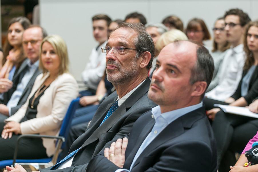 Bild 11 | Verleihungszeremonie Botschafterschulen des Europäischen Parlaments mit BM Heinz Faßmann