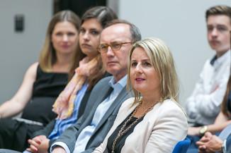 Bild 12 | Verleihungszeremonie Botschafterschulen des Europäischen Parlaments mit BM Heinz Faßmann