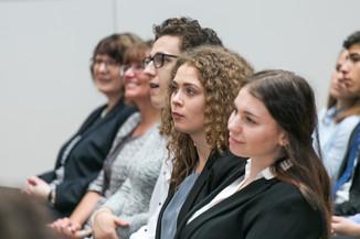 Bild 13 | Verleihungszeremonie Botschafterschulen des Europäischen Parlaments mit BM Heinz Faßmann