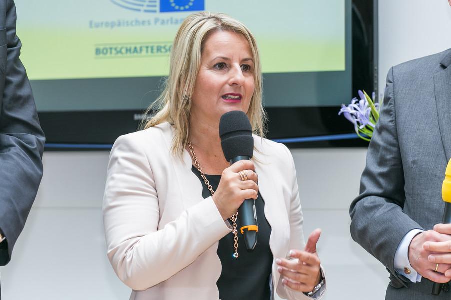 Bild 16 | Verleihungszeremonie Botschafterschulen des Europäischen Parlaments mit BM Heinz Faßmann