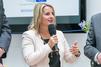 Bild 17 | Verleihungszeremonie Botschafterschulen des Europäischen Parlaments mit BM Heinz Faßmann