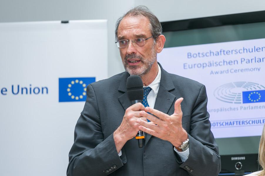 Bild 20 | Verleihungszeremonie Botschafterschulen des Europäischen Parlaments mit BM Heinz Faßmann