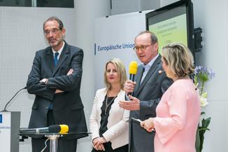 Bild 23 | Verleihungszeremonie Botschafterschulen des Europäischen Parlaments mit BM Heinz Faßmann