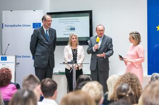 Bild 24 | Verleihungszeremonie Botschafterschulen des Europäischen Parlaments mit BM Heinz Faßmann