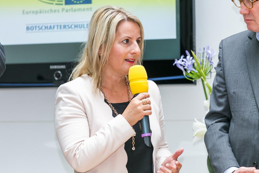 Bild 25 | Verleihungszeremonie Botschafterschulen des Europäischen Parlaments mit BM Heinz Faßmann