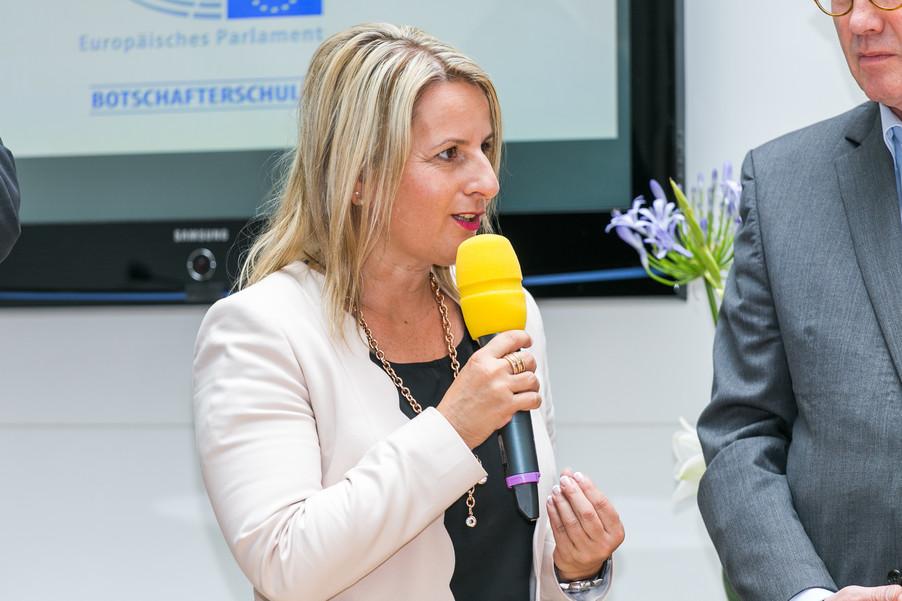 Bild 26 | Verleihungszeremonie Botschafterschulen des Europäischen Parlaments mit BM Heinz Faßmann