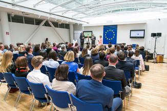 Bild 29 | Verleihungszeremonie Botschafterschulen des Europäischen Parlaments mit BM Heinz Faßmann