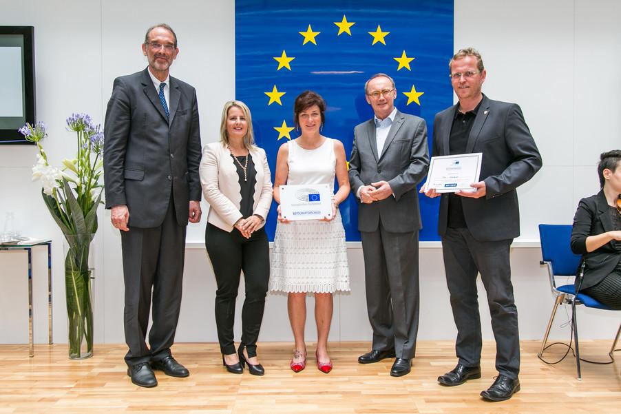 Bild 36 | Verleihungszeremonie Botschafterschulen des Europäischen Parlaments mit BM Heinz Faßmann