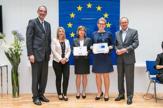 Bild 38 | Verleihungszeremonie Botschafterschulen des Europäischen Parlaments mit BM Heinz Faßmann