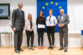 Bild 40 | Verleihungszeremonie Botschafterschulen des Europäischen Parlaments mit BM Heinz Faßmann
