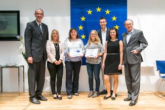 Bild 44 | Verleihungszeremonie Botschafterschulen des Europäischen Parlaments mit BM Heinz Faßmann