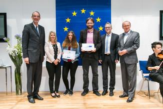 Bild 45 | Verleihungszeremonie Botschafterschulen des Europäischen Parlaments mit BM Heinz Faßmann