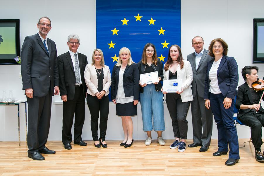 Bild 47 | Verleihungszeremonie Botschafterschulen des Europäischen Parlaments mit BM Heinz Faßmann