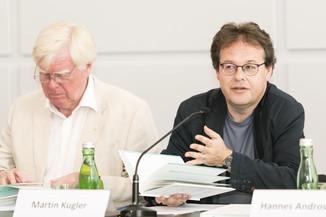 Bild 9   Presse-Präsentation Jahrbuch Alpbacher Technologiegespräche