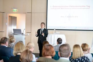Bild 3 | 1. Österreichischer Patientenrechte-Tag