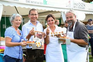 Bild 1 | Initiative der Landwirtschaftskammer Österreich: Unser Essen, wo´s herkommt: Gut zu wissen