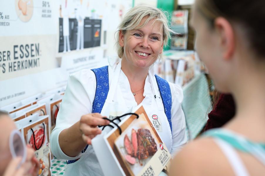 Bild 22 | Initiative der Landwirtschaftskammer Österreich: Unser Essen, wo´s herkommt: Gut zu wissen