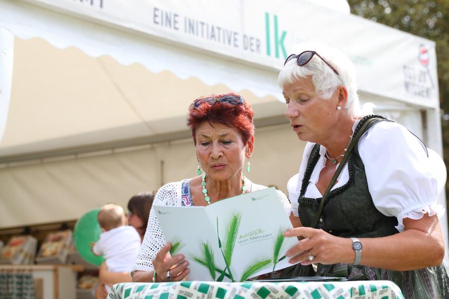 Bild 23 | Initiative der Landwirtschaftskammer Österreich: Unser Essen, wo´s herkommt: Gut zu wissen