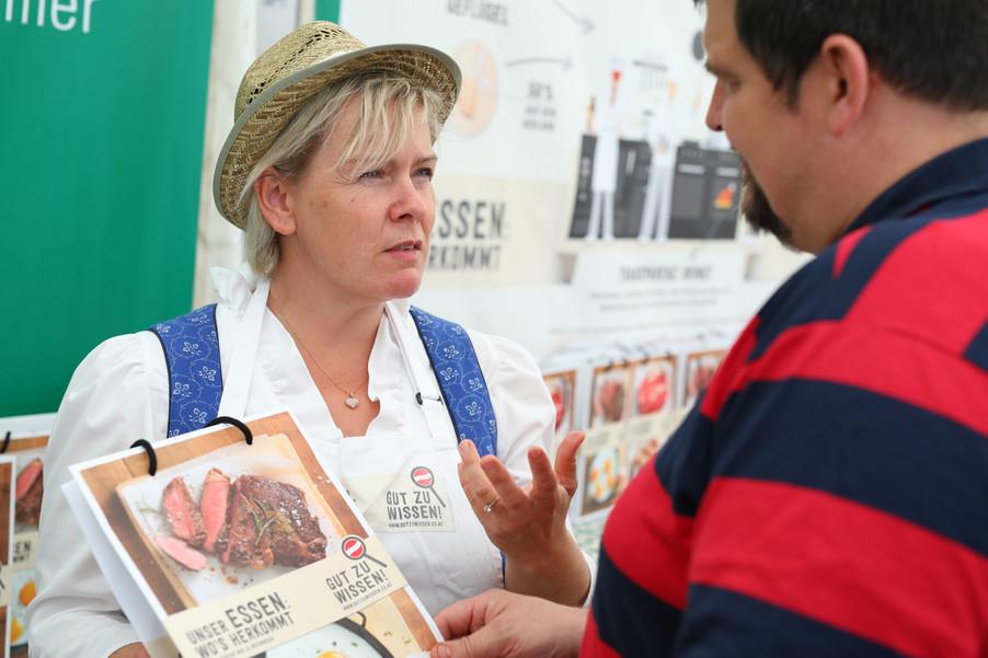 Bild 27 | Initiative der Landwirtschaftskammer Österreich: Unser Essen, wo´s herkommt: Gut zu wissen