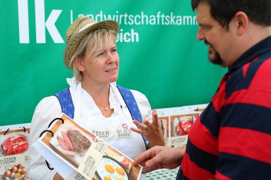 Bild 28 | Initiative der Landwirtschaftskammer Österreich: Unser Essen, wo´s herkommt: Gut zu wissen