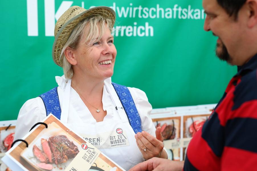 Bild 29 | Initiative der Landwirtschaftskammer Österreich: Unser Essen, wo´s herkommt: Gut zu wissen