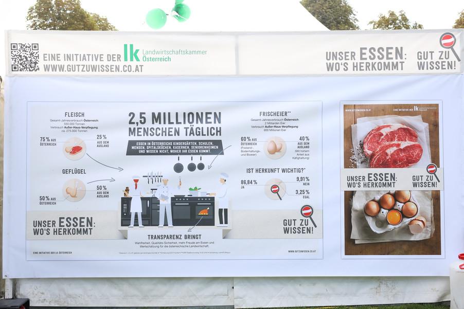 Bild 40 | Initiative der Landwirtschaftskammer Österreich: Unser Essen, wo´s herkommt: Gut zu wissen