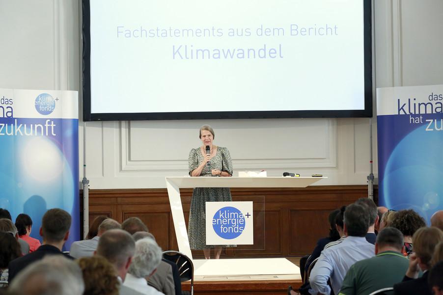 Bild 106 | PRÄSENTATION DES ERSTEN NATIONALEN APCC SPECIAL REPORT GESUNDHEIT, DEMOGRAPHIE UND KLIMAWANDEL