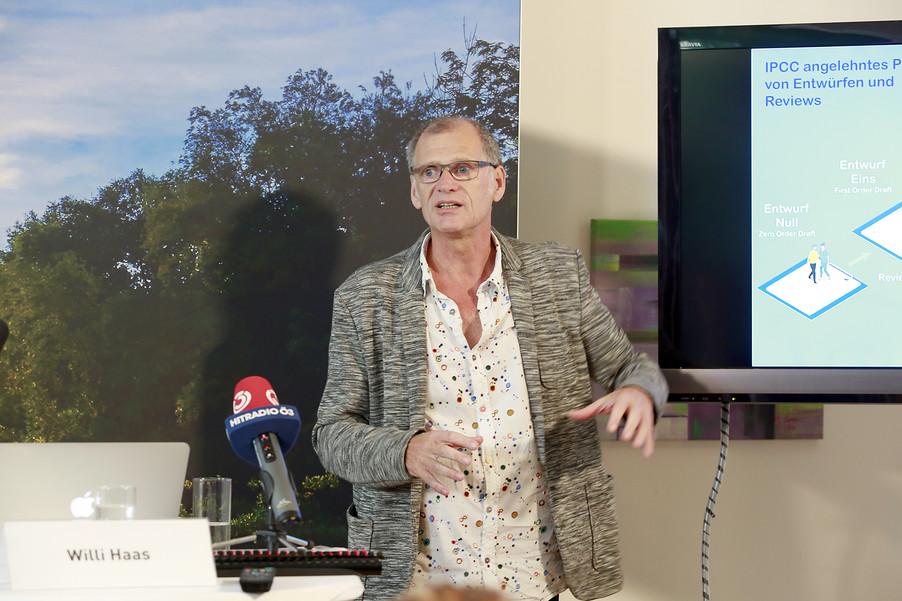 Bild 22 | PRÄSENTATION DES ERSTEN NATIONALEN APCC SPECIAL REPORT GESUNDHEIT, DEMOGRAPHIE UND KLIMAWANDEL
