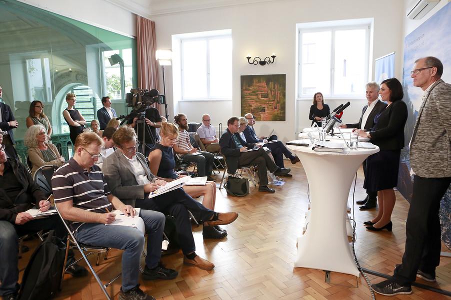 Bild 50 | PRÄSENTATION DES ERSTEN NATIONALEN APCC SPECIAL REPORT GESUNDHEIT, DEMOGRAPHIE UND KLIMAWANDEL