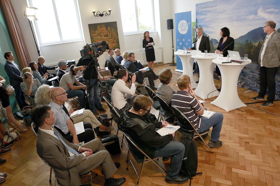 Bild 59 | PRÄSENTATION DES ERSTEN NATIONALEN APCC SPECIAL REPORT GESUNDHEIT, DEMOGRAPHIE UND KLIMAWANDEL