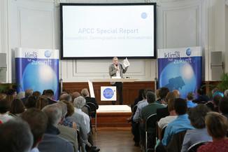 Bild 93 | PRÄSENTATION DES ERSTEN NATIONALEN APCC SPECIAL REPORT GESUNDHEIT, DEMOGRAPHIE UND KLIMAWANDEL