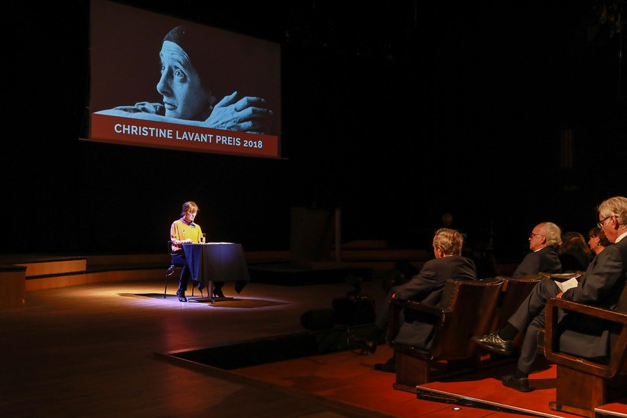 Bild 75 | Christine Lavant Preis 2018