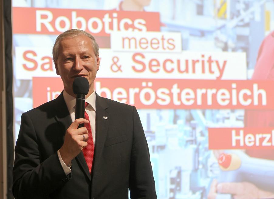 Bild 2   Robotics meets Safety & Security in Oberösterreich