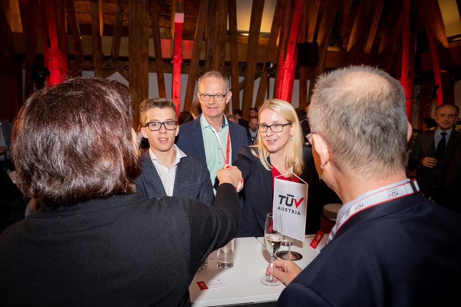 Bild 37 | TÜV AUSTRIA Wissenschaftspreis - Fest!Abend 2018