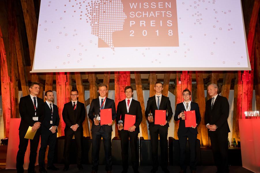 Bild 88 | TÜV AUSTRIA Wissenschaftspreis - Fest!Abend 2018