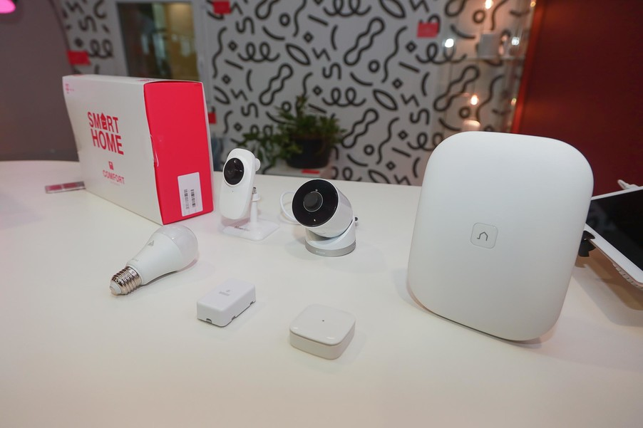 Bild 4 | Pressetermin Smart Home von T-Mobile