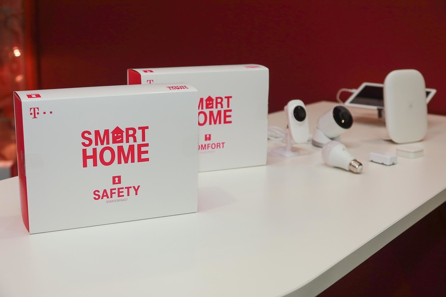 Bild 5 | Pressetermin Smart Home von T-Mobile