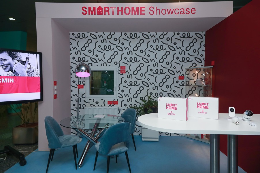 Bild 7 | Pressetermin Smart Home von T-Mobile