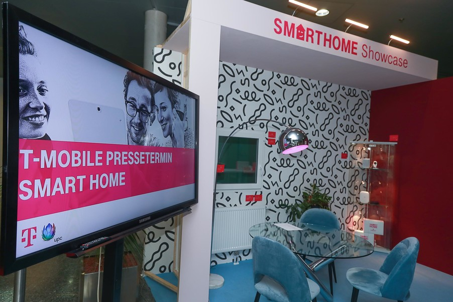 Bild 15 | Pressetermin Smart Home von T-Mobile