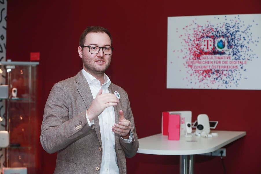 Bild 16 | Pressetermin Smart Home von T-Mobile