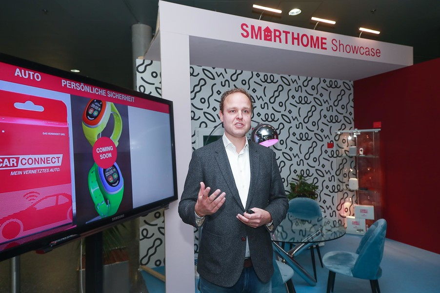 Bild 23 | Pressetermin Smart Home von T-Mobile