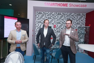 Bild 31 | Pressetermin Smart Home von T-Mobile