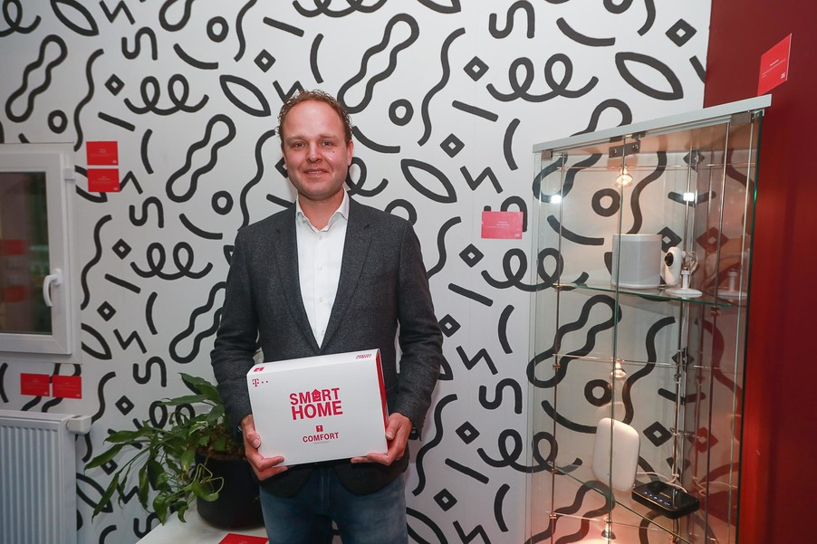 Bild 33 | Pressetermin Smart Home von T-Mobile