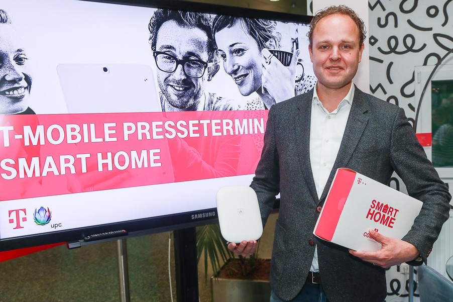 Bild 37 | Pressetermin Smart Home von T-Mobile